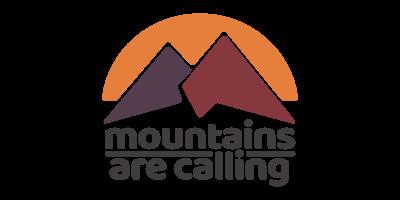 Logo Mountains Are Calling