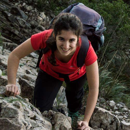 Cecilia Erba Event Manager e Divulgatrice presso Mountains Are Calling