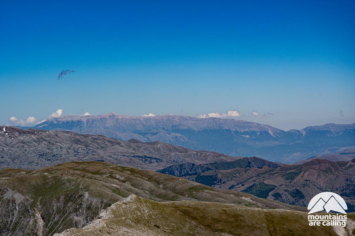immagine di montagne d'alta quota